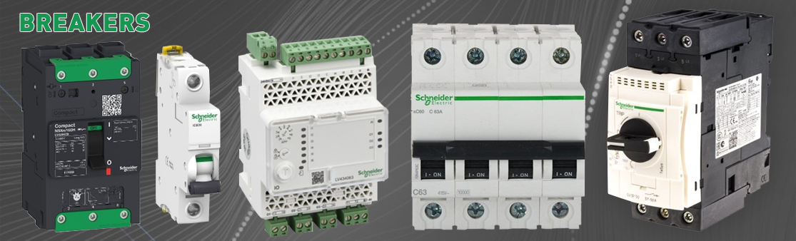 Schneider Electric Distributor, LV Switchgear Components